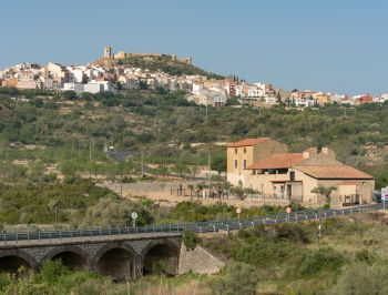Mill and village of Cervera