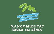 Logo Mancomunitat Taula Senia
